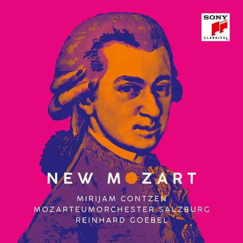 Mirijam Contzen, Reinhard Goebel - New Mozart (24/96 FLAC)