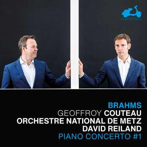 Couteau, Reiland: Brahms - Piano Concerto no.1 (24/88 FLAC)