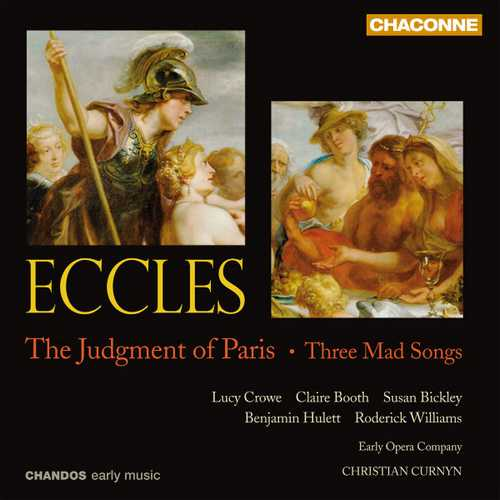 Curnyn: Eccles - The Judgment of Paris & Three Mad Songs (FLAC)