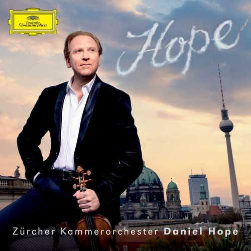 Daniel Hope - Hope (24/96 FLAC)