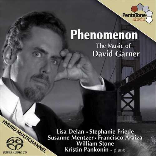 The Music of David Garner: Phenomenon (24/96 FLAC)