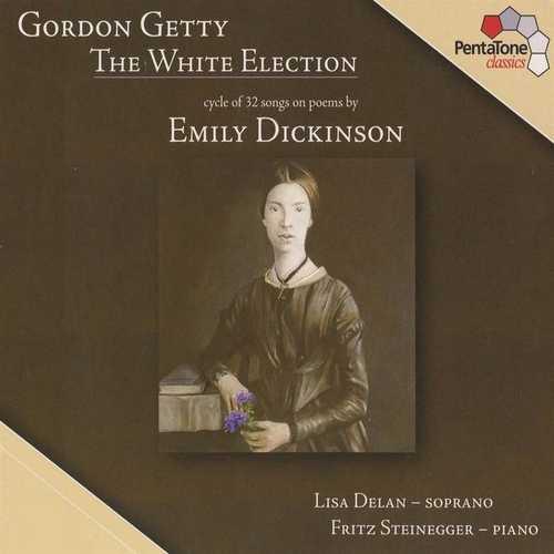 Delan, Steinegger: Getty - The White Election (24/96 FLAC)