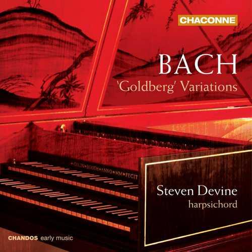 Devine: Bach - Goldberg Variations (FLAC)