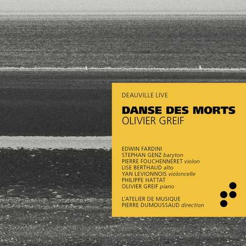 Dumoussaud: Greif - Danse des Morts (24/96 FLAC)