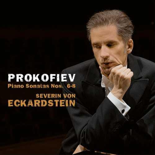 Eckardstein: Prokofiev - Piano Sonatas no.6-8 (24/96 FLAC)