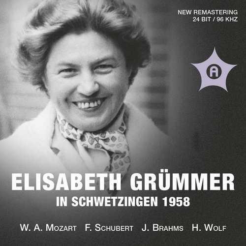 Elisabeth Grümmer in Schwetzingen 1958 (FLAC)