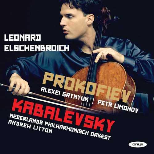 Elschenbroich: Prokofiev, Kabalevsky - Cello Works (FLAC)