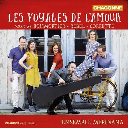Ensemble Meridiana - Les Voyages de l'Amour (FLAC)
