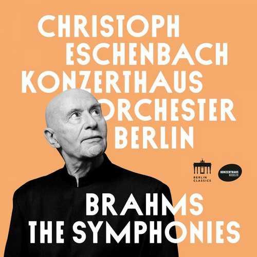 Eschenbach: Brahms - The Symphonies (24/96 FLAC)