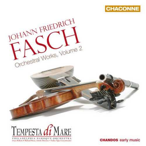 Fasch - Orchestral Works vol.2 (FLAC)