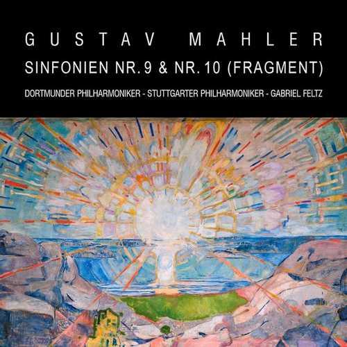 Feltz: Mahler - Symphonies no.9 & 10 (FLAC)