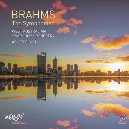 Fisch: Brahms - The Symphonies (24/48 FLAC)