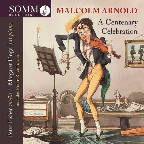 Fischer, Fingerhut: Arnold - A Centenary Celebration (24/96 FLAC)