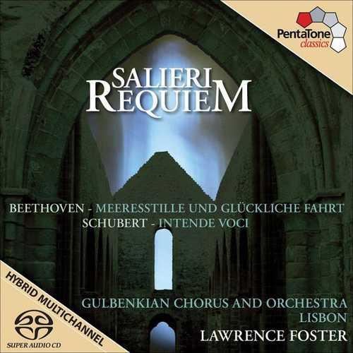 Foster: Salieri - Requiem (24/96 FLAC)