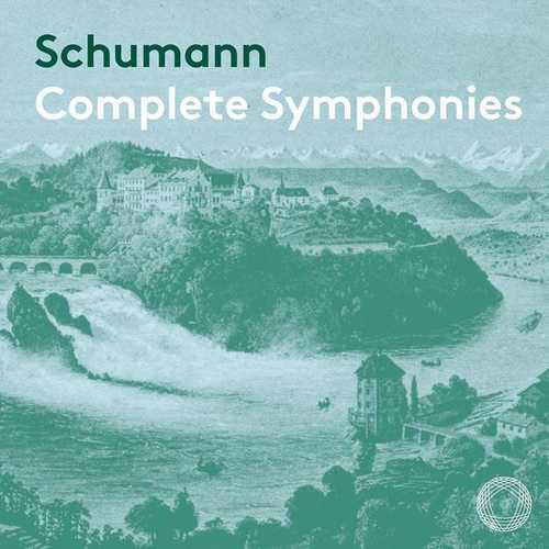 Foster: Schumann - Complete Symphonies (24/96 FLAC)