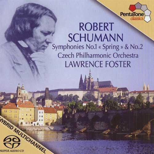 Foster: Schumann - Symphonies no.1 & 2 (24/96 FLAC)