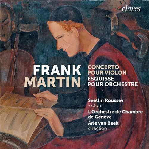 Beek: Frank Martin - Concerto pour Violon, Esquisse pour Orchestre (24/96 FLAC)