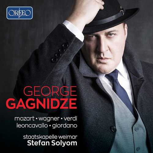 George Gagnidze: Opera Arias (FLAC)