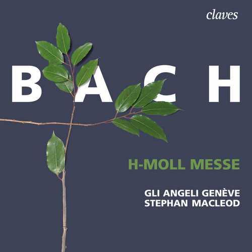MacLeod: Bach - H-Moll Messe (24/96 FLAC)