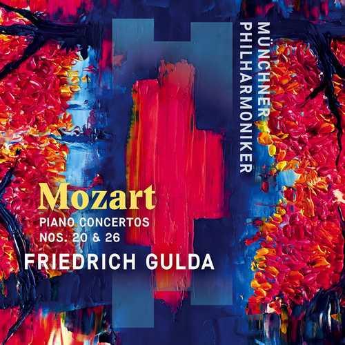 """Gulda: Mozart - Piano Concertos no.20 & 26 """"Coronation"""" (24/96 FLAC)"""