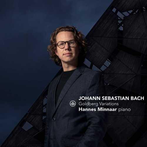Hannes Minnaar: Bach - Goldberg Variations (24/44 FLAC)