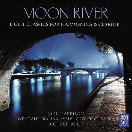 Moon River: Light Classics for Harmonica & Clarinet (FLAC)