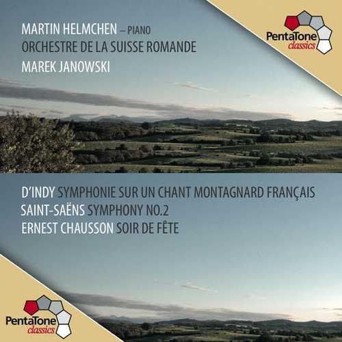 Helmchen, Janowski: D'Indy - Symphony op.25; Saint-Saëns - Symphony no.2; Chausson - Soir de Fête (24/96 FLAC)