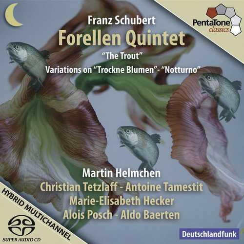 Helmschen: Schubert - Forellen Quintet (24/96 FLAC)