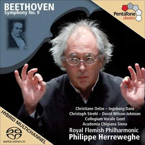Herreweghe: Beethoven - Symphony no.9 (FLAC)