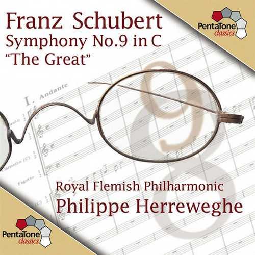 Herreweghe: Schubert - Symphony no.9 (FLAC)
