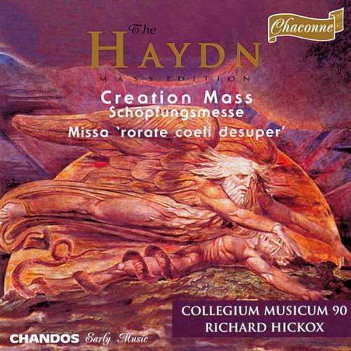 Hickox: Haydn - Creation Mass (FLAC)