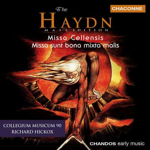 Hickox: Haydn - Missa Cellensis, Missa Ssunt Bona Mixta Malis (24/96 FLAC)