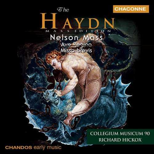 Hickox: Haydn - Nelson Mass, Ave Regina, Missa Brevis (FLAC)