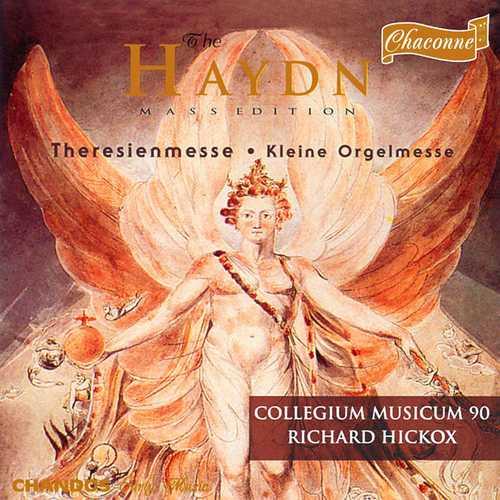 Hickox: Haydn - Theresienmesse, Kleine Orgelmesse (FLAC)