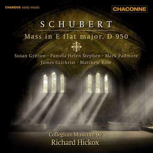 Hickox: Schubert - Mass no.6 in E flat major D.950 (24/96 FLAC)