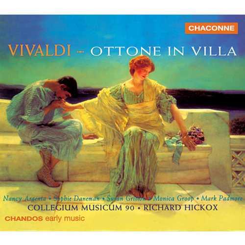 Hickox: Vivaldi - Ottone in Villa (FLAC)