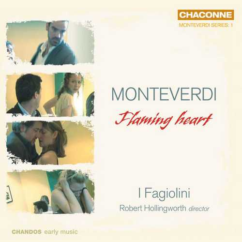 Hollingworth: Monteverdi - Flaming Heart (24/96 FLAC)
