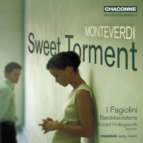 Hollingworth: Monteverdi - Sweet Torment (24/96 FLAC)