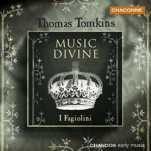 Hollingworth: Thomas Tomkins - Music Divine (FLAC)