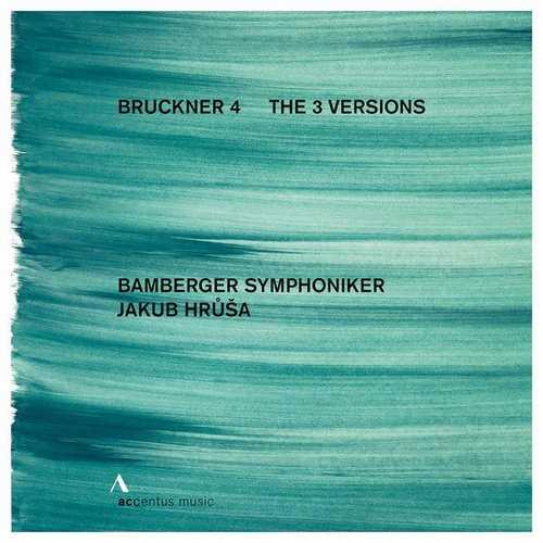Hruša: Bruckner - Symphony no.4. The 3 Versions (24/96 FLAC)