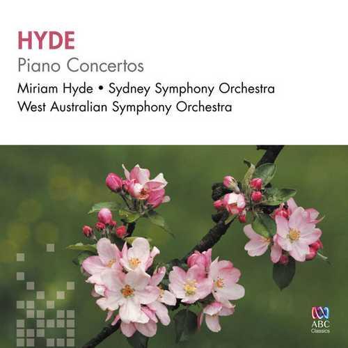 Miriam Hyde - Piano Concertos (FLAC)