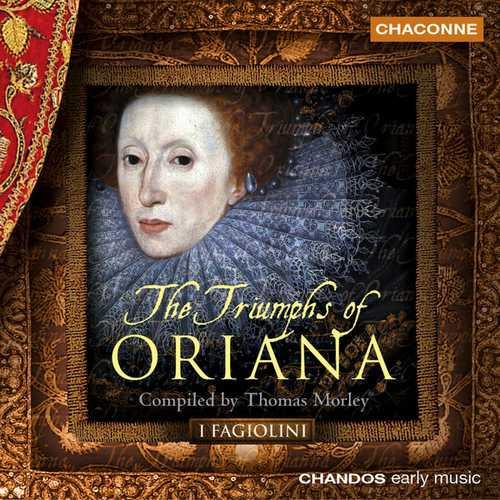 Hollingworth: The Triumphs of Oriana (FLAC)
