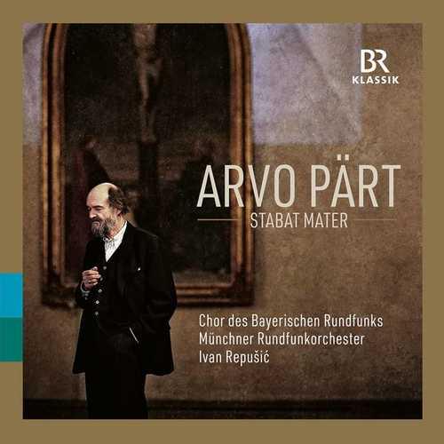 Ivan Repušić: Arvo Pärt - Stabat Mater (24/48 FLAC)