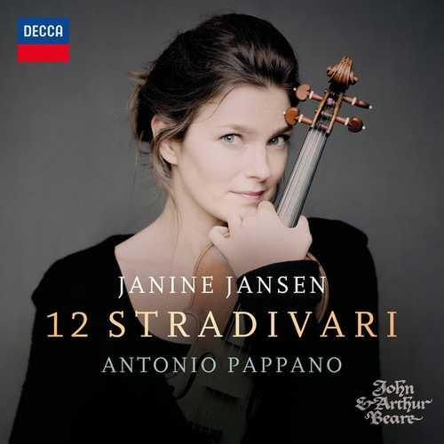 Janine Jansen, Antonio Pappano - 12 Stradivari (24/96 FLAC)