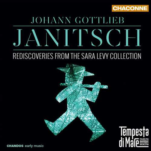 Janitsch - Rediscoveries from the Sara Levy Collection (24/96 FLAC)