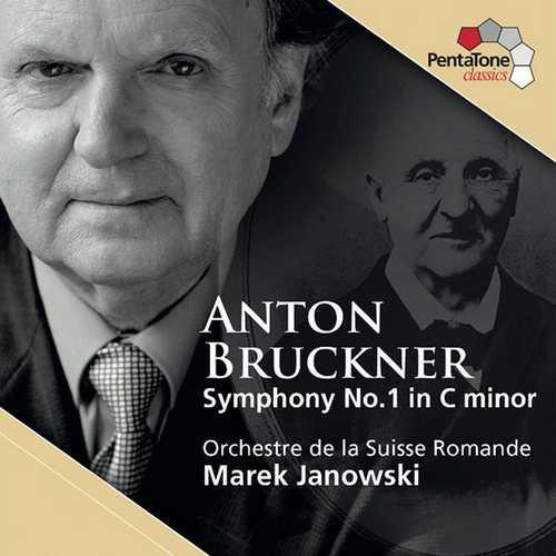 Janowski: Bruckner - Symphony no.1 in C minor (24/96 FLAC)