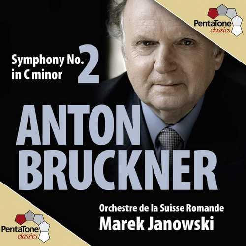Janowski:  Bruckner - Symphony no.2 in C minor (24/96 FLAC)