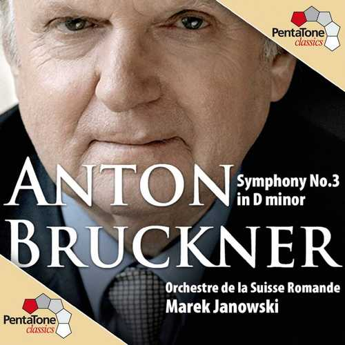 "Janowski: Bruckner - Symphony no.3 ""Wagner"" (24/96 FLAC)"