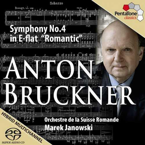 "Janowski: Bruckner: Symphony no.4 ""Romantic"" (24/96 FLAC)"