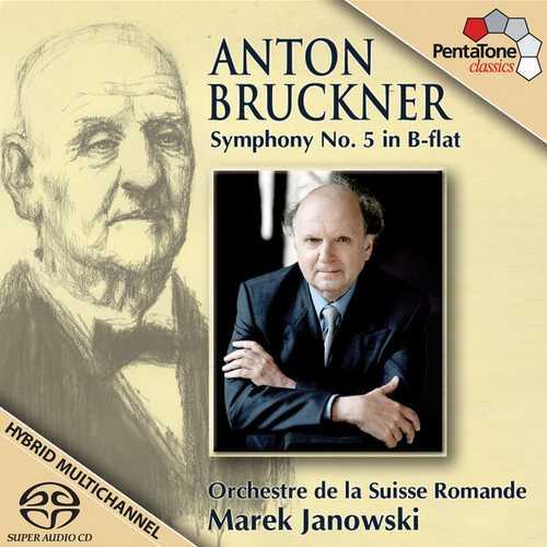 Janowski: Bruckner - Symphony no.5 in B flat major (24/96 FLAC)